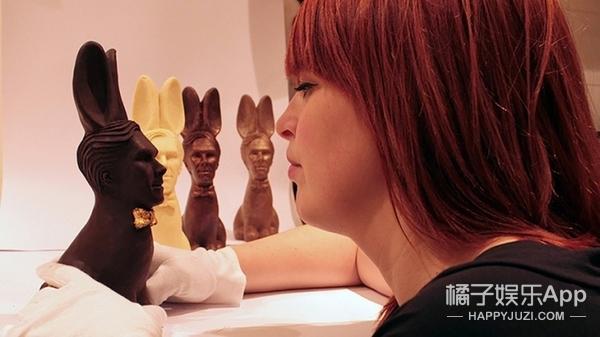 卷福被做成巧克力,爱他吗?吃了吧!