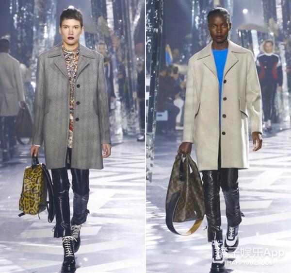 Louis Vuitton2016秋冬 | 穿越到未来做一个时尚的女战士!