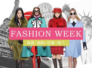 【时装周回顾】伦敦前卫,纽约实用自然风,巴黎营造时尚梦,米兰展示技艺