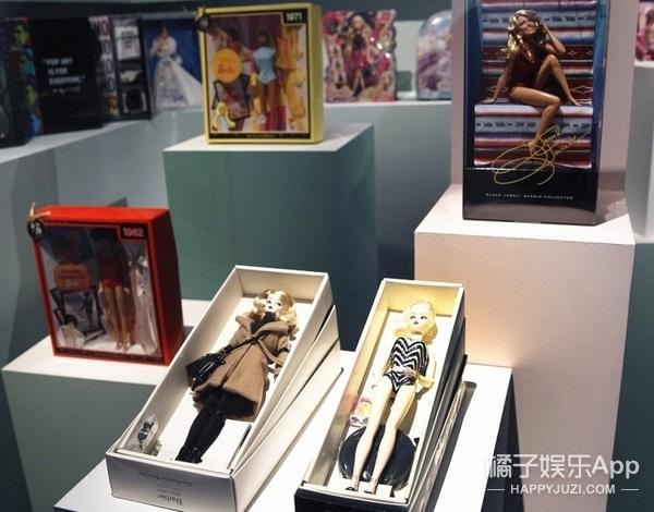 芭比娃娃太傲娇,跑到T台上溜了一圈还开了私人博物馆?!