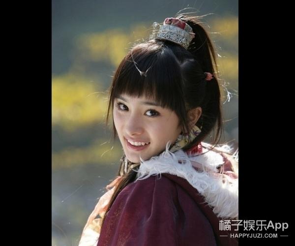 刘诗诗版穆念慈,刘亦菲版小龙女,金庸美女都美的令人惊艳不已