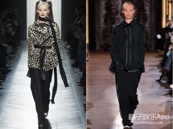 亚裔模特想在时尚圈混出名堂,就要把黑发染成彩的?