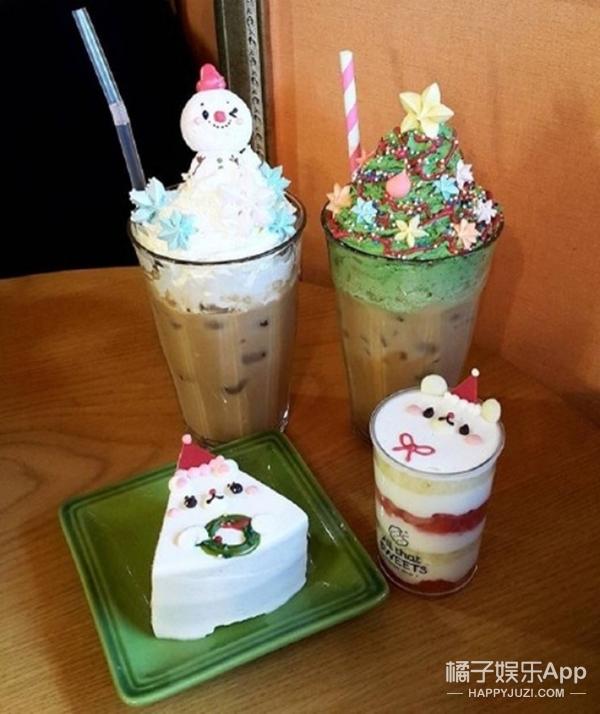 【美食圈】韩国All That Sweets,甜品也有高颜值!