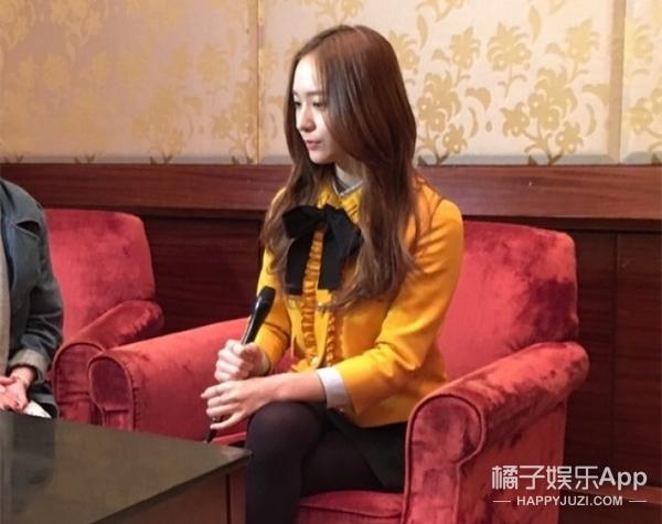 【今天TA生日】郑秀晶:爱黑脸?因为你没看到她热情的一面