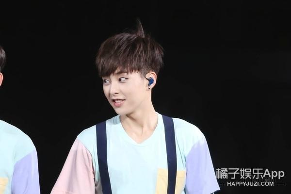 【今天TA生日】金珉锡:多才多艺温柔谦逊,EXO的童颜巨肌