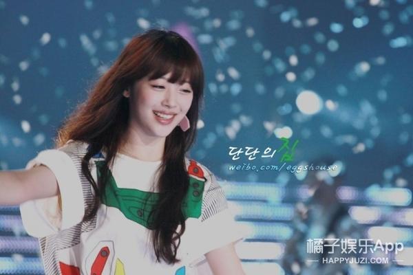 【今天TA生日】崔雪莉:曾经那个爱笑成月牙眼的女孩长大了