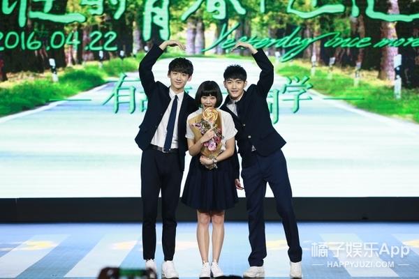 《谁的青春不迷茫》:王鹤润脱假发秀光头,我们是有故事的女同学