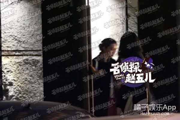 独家|孙红雷挽娇妻约会 & 范冰冰坐豪车吃烤肉