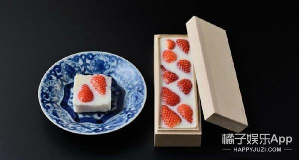 """【美食圈】你造吗?日本高颜值""""草莓牛奶羊羹""""做法其实简单到爆!!"""