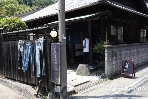 日本牛仔圣地:到处挂满牛仔裤的神奇城市