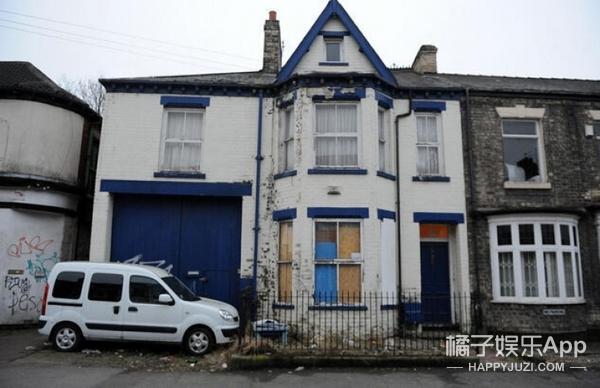 英国鬼宅下月对外开放,据说没人能住够四天!