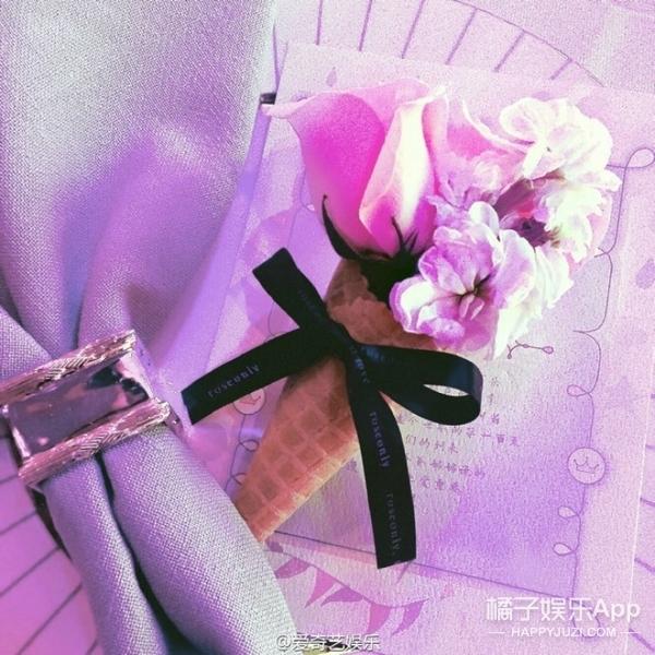 汪峰章子怡女儿百日宴   醒醒家的回礼长这样,萌哭啦!