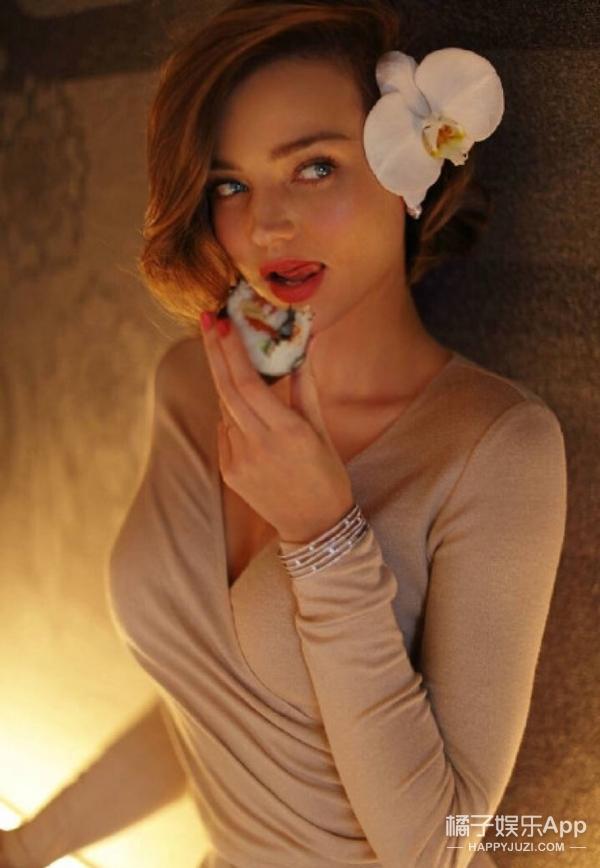 【看脸】米兰达可儿:性感又温婉,魔鬼身材天使脸蛋,女生看了都好心动啊!