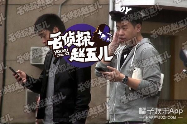 王昊甜蜜探班赵丽颖还同回酒店,这下恋情没的跑啦!