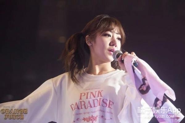 【今天TA生日】金南珠:曾因恶评恐惧舞台,现在的她是Apink的维他命