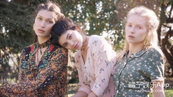 在时尚圈,活在姐姐的光环(阴影)下是怎么一种体验?