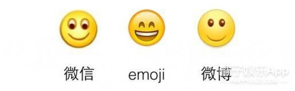 微信VS emoji VS微博,哪家的表情包最bitch?