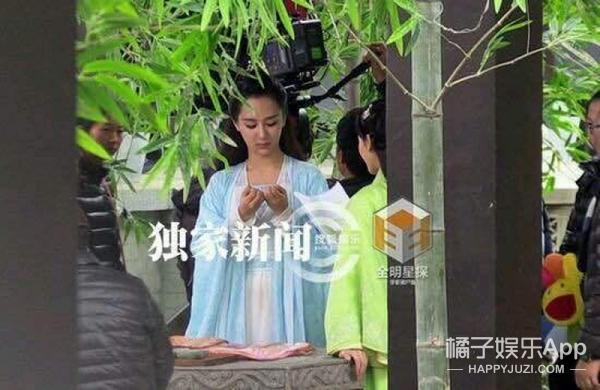 《诛仙》路透照大合集来了,李易峰赵丽颖杨紫全都有!