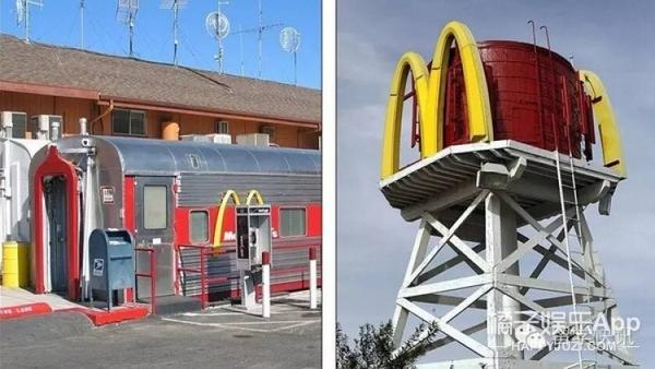 这些不一样的麦当劳,你想去哪个?