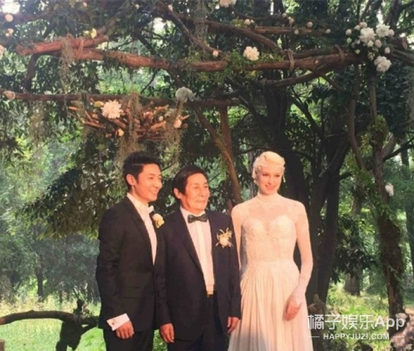 撒贝宁今日大婚,那就说说他的外籍女友李白吧!