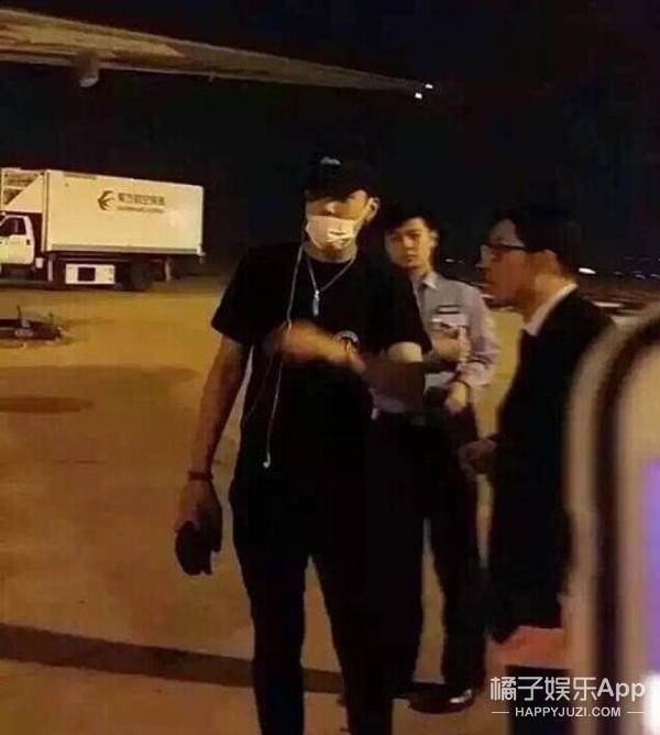 3个月后,吴亦凡终于回来了,只是这接机现场...