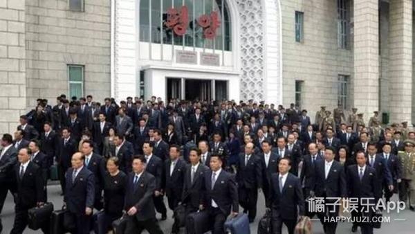 朝鲜七大召开,地方代表们都收到了零食大礼包!
