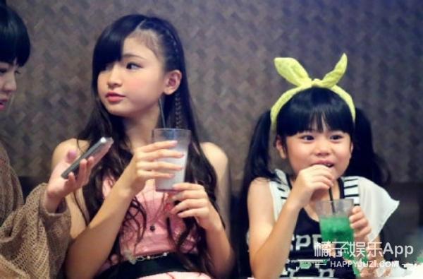 听说日本有个小学生女团,看完之后被身材吓到了!