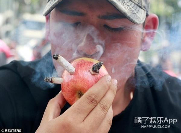 为了能够吸大麻,这群歪果仁又开始作了!