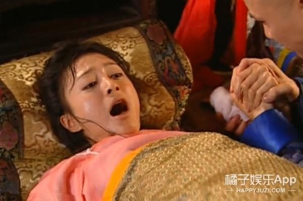 不忍直视!那些电视剧中生孩子的镜头,看到第几个你疼了!