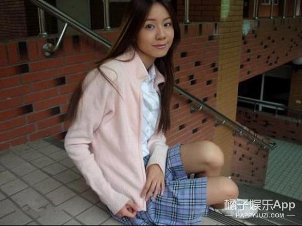 还记得《终极一班》里的黄安琪吗?她现在长这样啦!