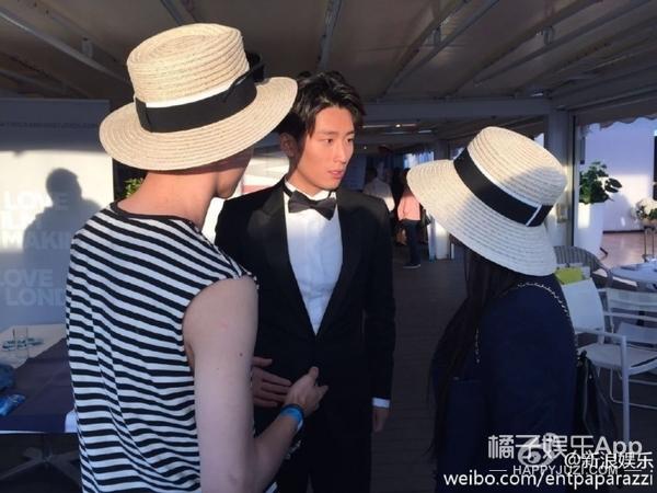 刘昊然欧阳娜娜去戛纳了,你俩不是要一起走红毯吧?