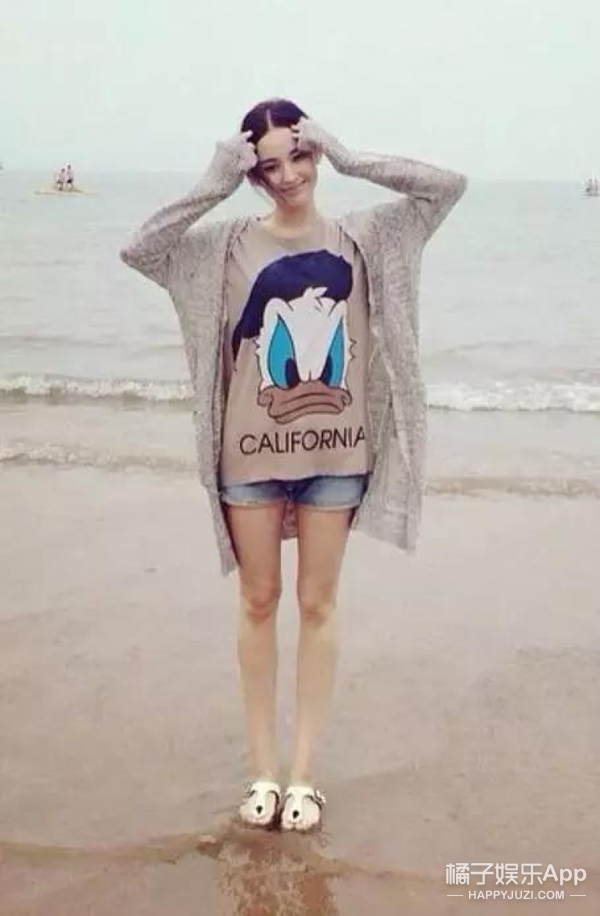 25张照片告诉你,古力娜扎究竟有多爱穿短裤!