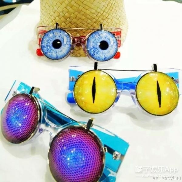 【100人100包】眼镜设计师Percy Lau,脑洞很大包很潮!