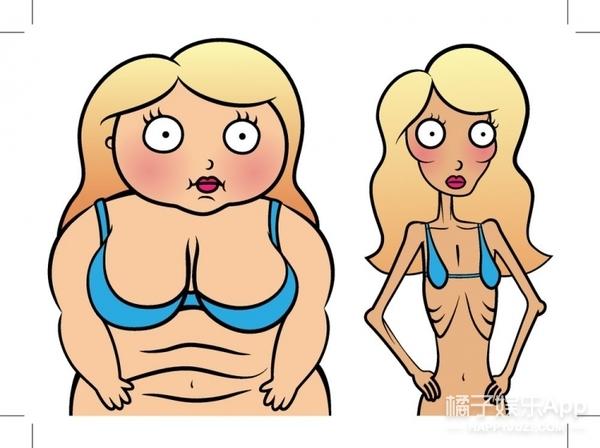 夏日减肥特辑:姑娘们曾为了减肥有多拼!