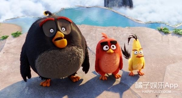 鉴定目标:《愤怒的小鸟》(The Angry Birds Movie) 上映时间:2016年5月20日 星期五 片长:97分钟 橘子鉴影  大家这么说...豆瓣评分7.0。  时光网评分7.1。  橘子鉴影  橘子君这么说...(此鉴影有些许剧透,请大家谨慎观看) 打完上面那排字,橘子君觉得自己有点傻,这个电影还需要剧透吗?不就是猪把鸟蛋偷走了,小鸟们为了夺回蛋和猪决斗吗? 那小鸟为什么愤怒呢。 难道偷了你的孩子你不愤怒吗?  哈哈哈哈,解释完橘子君觉得自己更傻了。 《愤怒的小鸟》根据游戏改编,主角是最