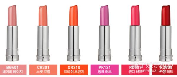 要颜值更要个性  唇膏也能做出N种造型!