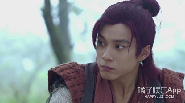 和韩东君聊了40分钟,关于金晨和红毛丑造型都说了!