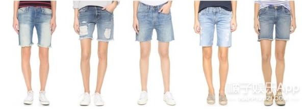 难穿的五分裤居然又流行了,装傻躲开不如智慧地搞定它!