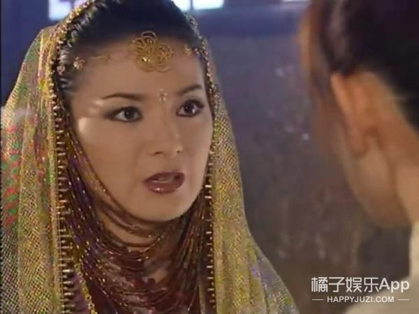 还记得《倚天屠龙记》里的紫衫龙王吗,她现在长这样!
