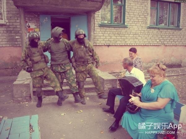 果然战斗民族,俄罗斯开趴堪称战场!