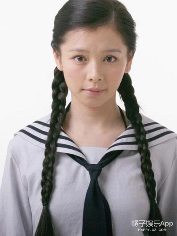 那些年噩梦般的校服,范冰冰、宋慧乔、陈妍希一个个都穿的美炸裂呢!
