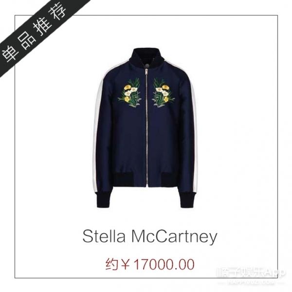 【明星同款】林允撞衫赵薇,咋都爱上了这件刺绣外套!