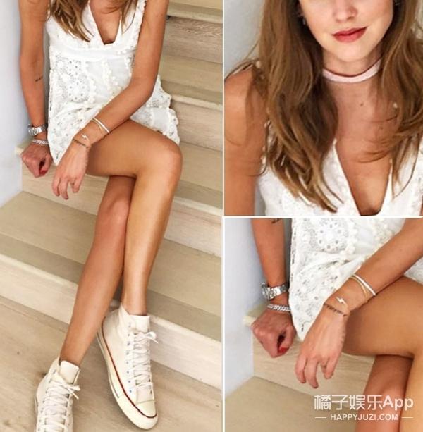 【今天穿啥】夏天晒黑了?那就穿条小白裙吧~