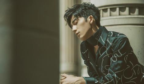 【时装片】穿了Louis Vuitton的井柏然,帅到要罢工啊!