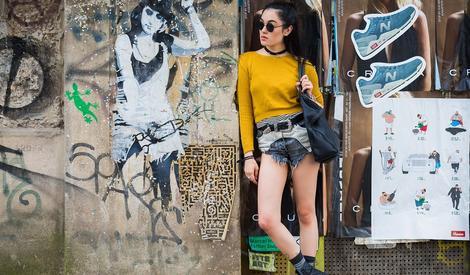 不输秀场!2016巴黎高定街拍都是硬货