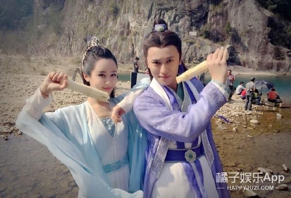 原来《青云志》是这样的剧组,李易峰你笑场几次啦?