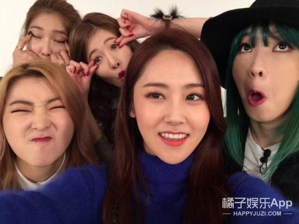 JYP公司满满的家族爱,这气氛秒杀SM一条街啊!