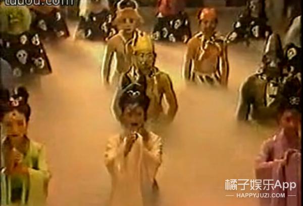 露三点、神特效,1989年的《封神榜》秒杀所有电视剧啊