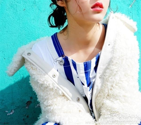 【猜猜TA是谁】她是华谊最小艺人,曾用诡异的笑吓哭网友