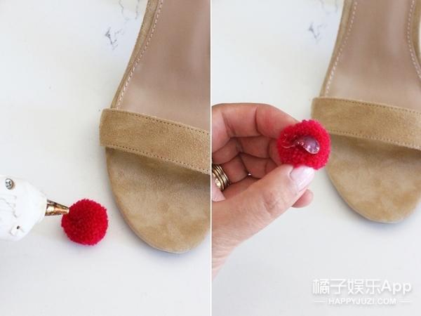 不用海淘,人手必备的毛毛球鞋自己也能做!